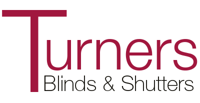 Turners Blinds & Shutters Retina Logo